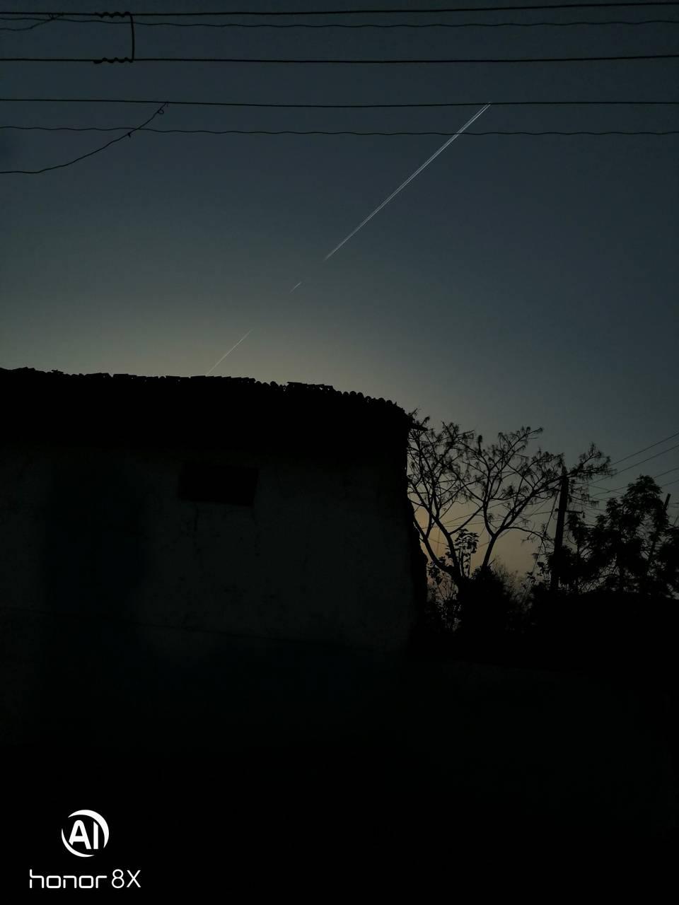 Evening nature