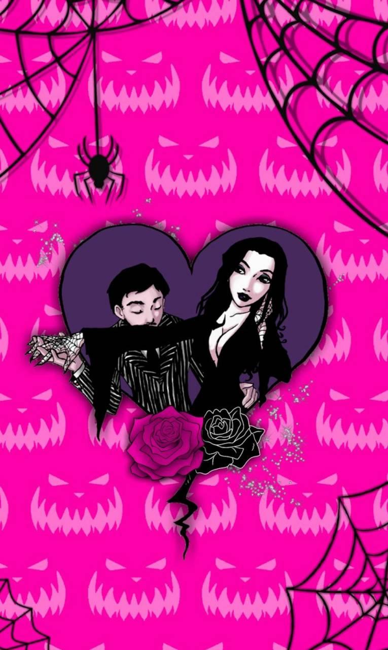 Gomez and mortisha