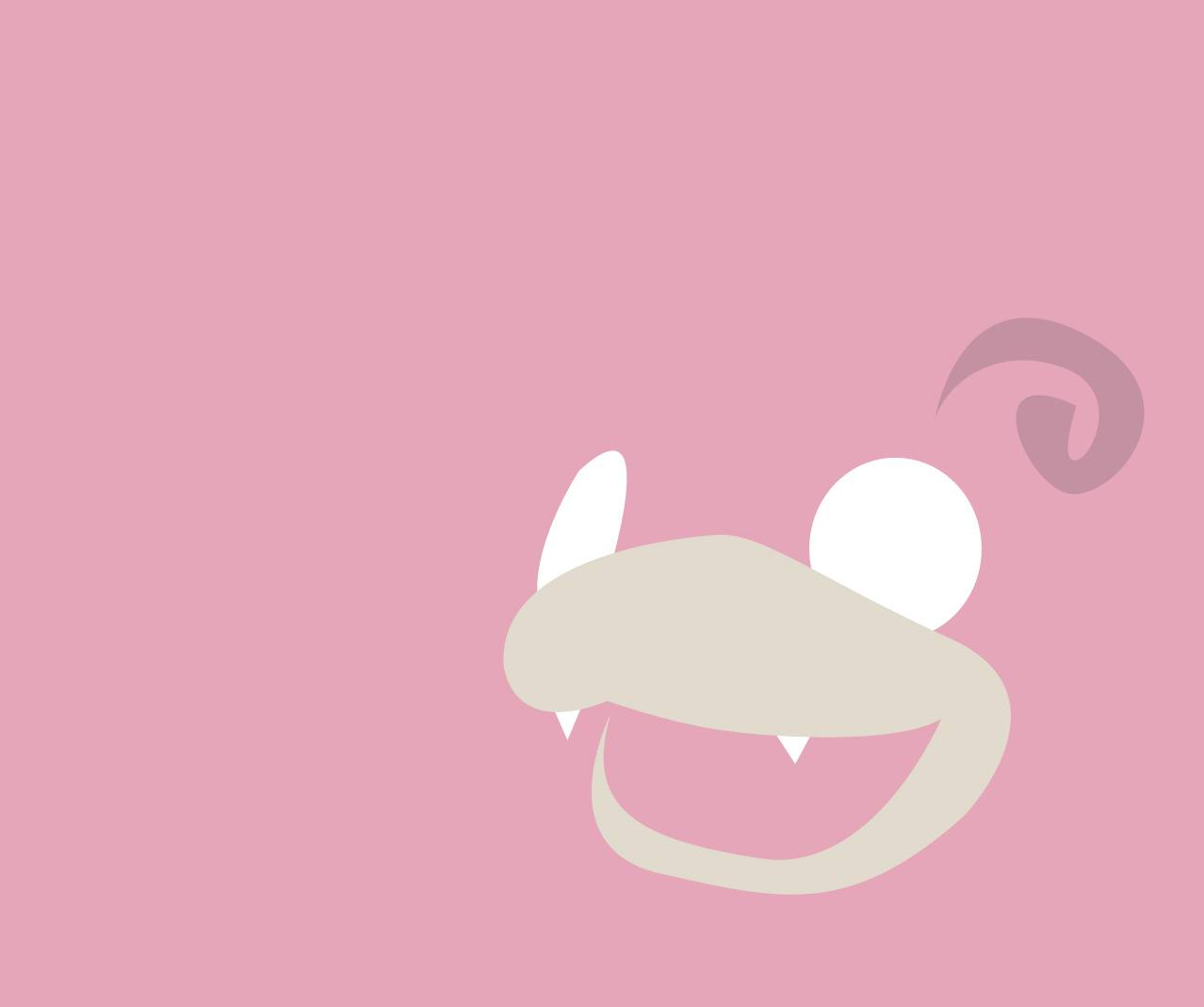 Faces Slowbro