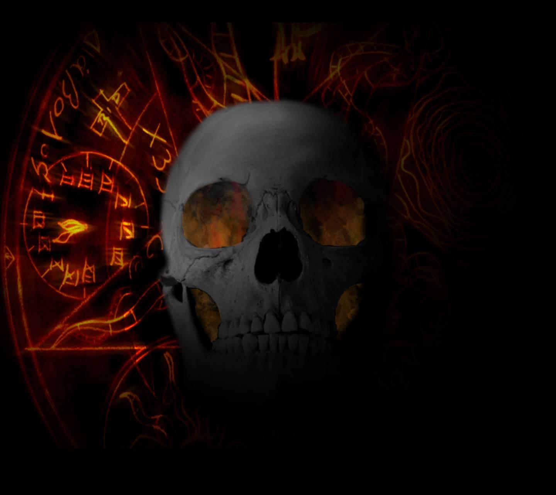 Ritual Skull