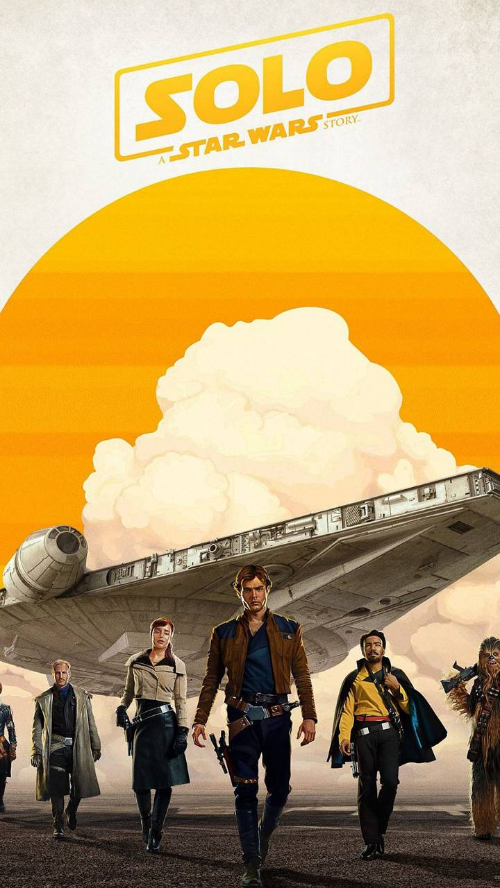 Solo Star Wars Story Wallpaper By Dljunkie 87 Free On Zedge
