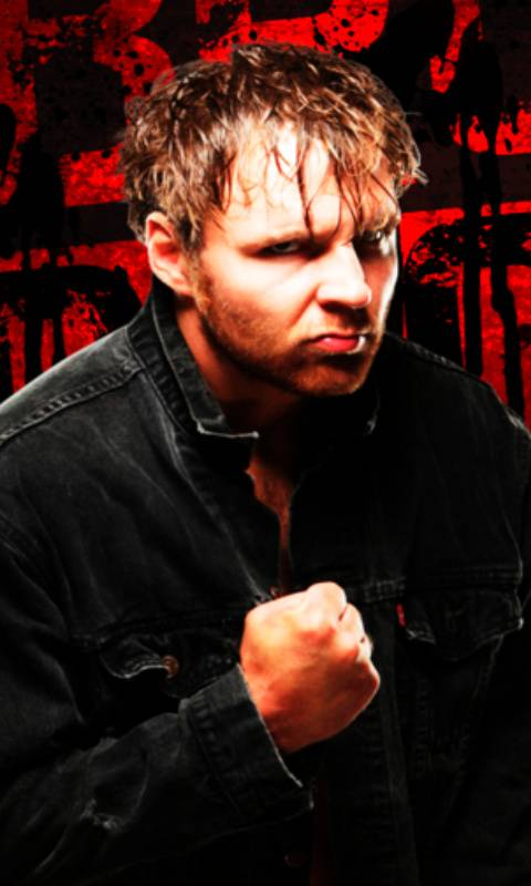 Dean Ambrose Wallpaper By Alejonica