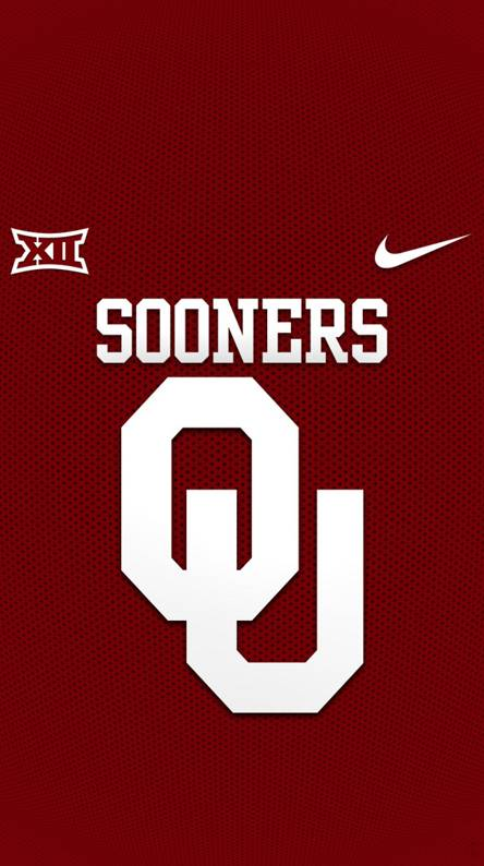 Sooners red