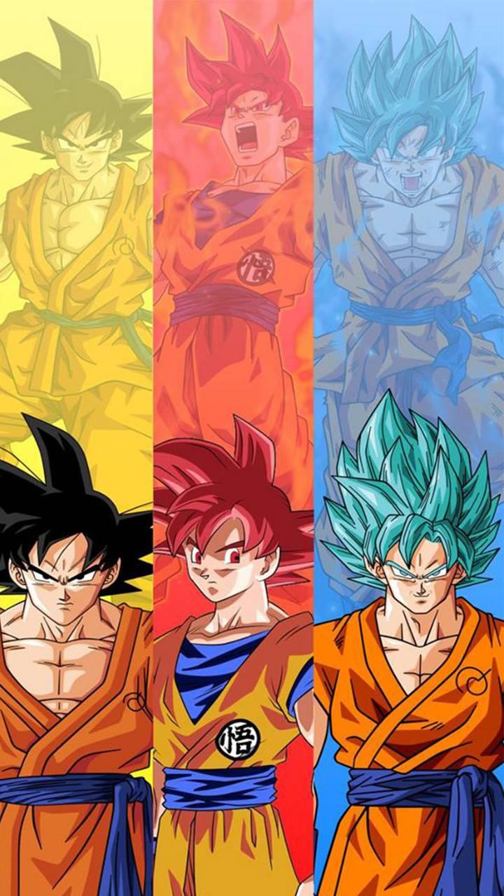 Fases de Goku 3