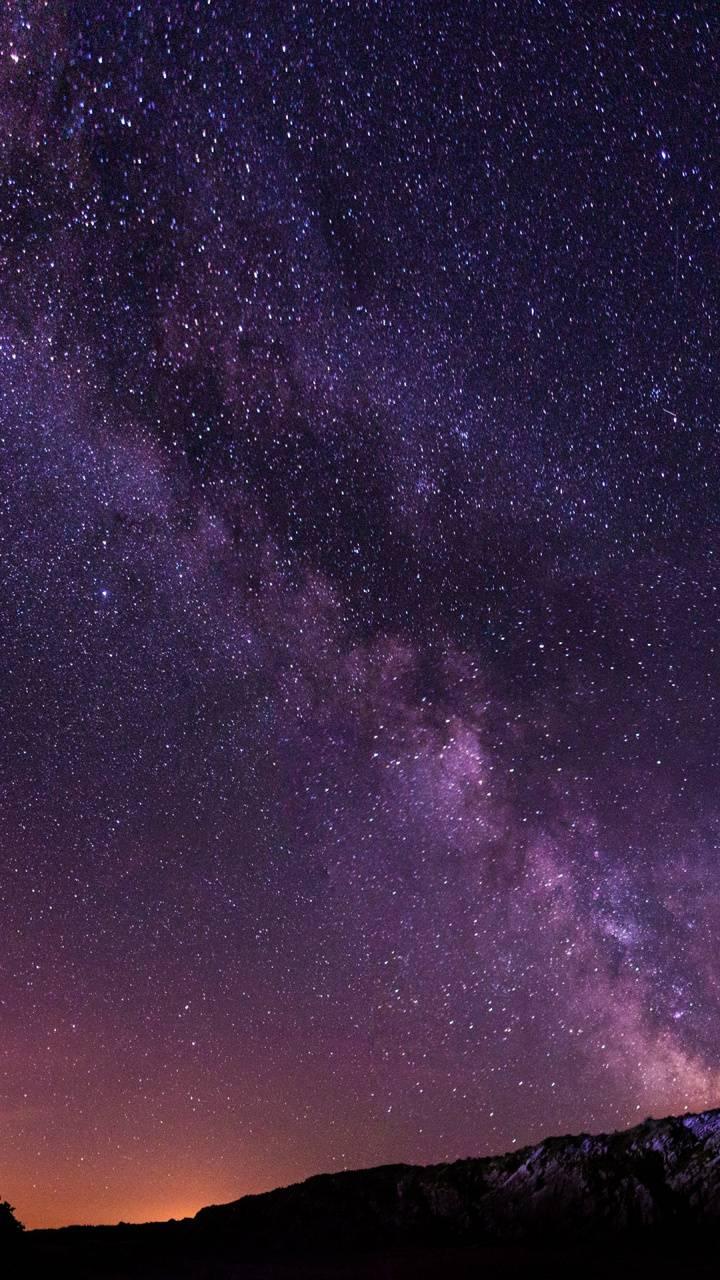 Starry Sky 4k Wallpaper By Pramucc 6c Free On Zedge