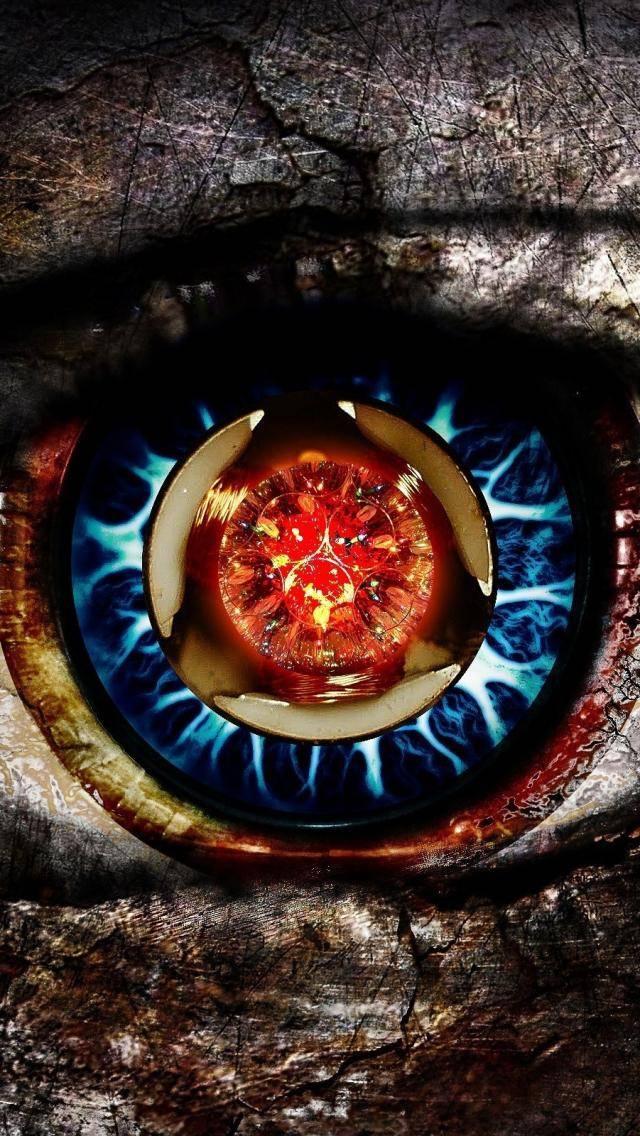 Horrific Eye D