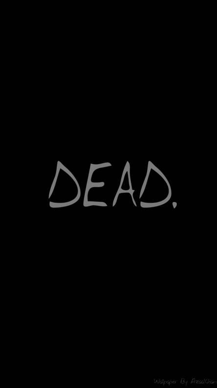 Dead Wallpaper Sad