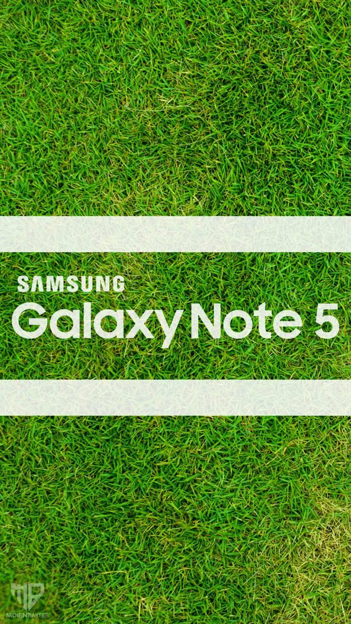 Galaxy Note 5 Grass