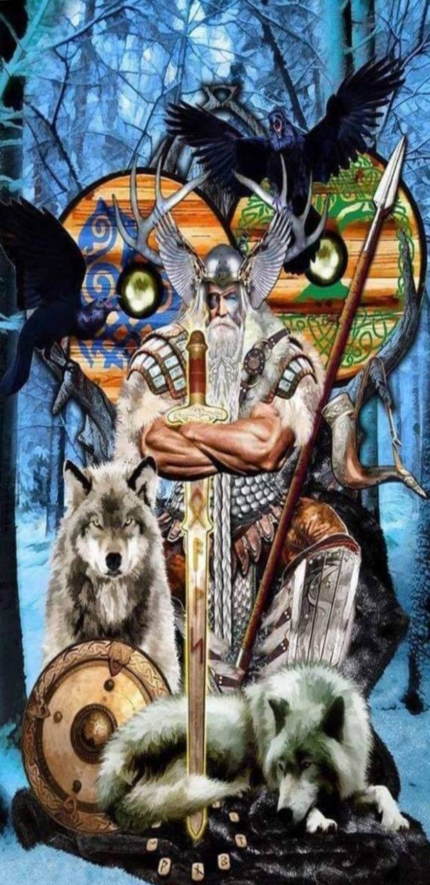 All father odin