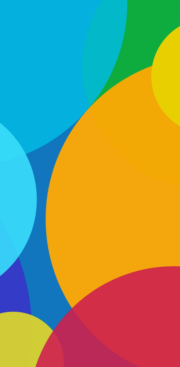 MIUI 6 - Bubbles