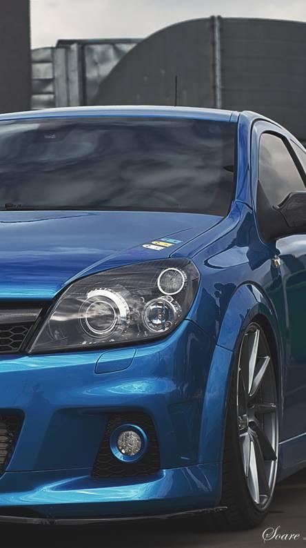 Opel astra h gct
