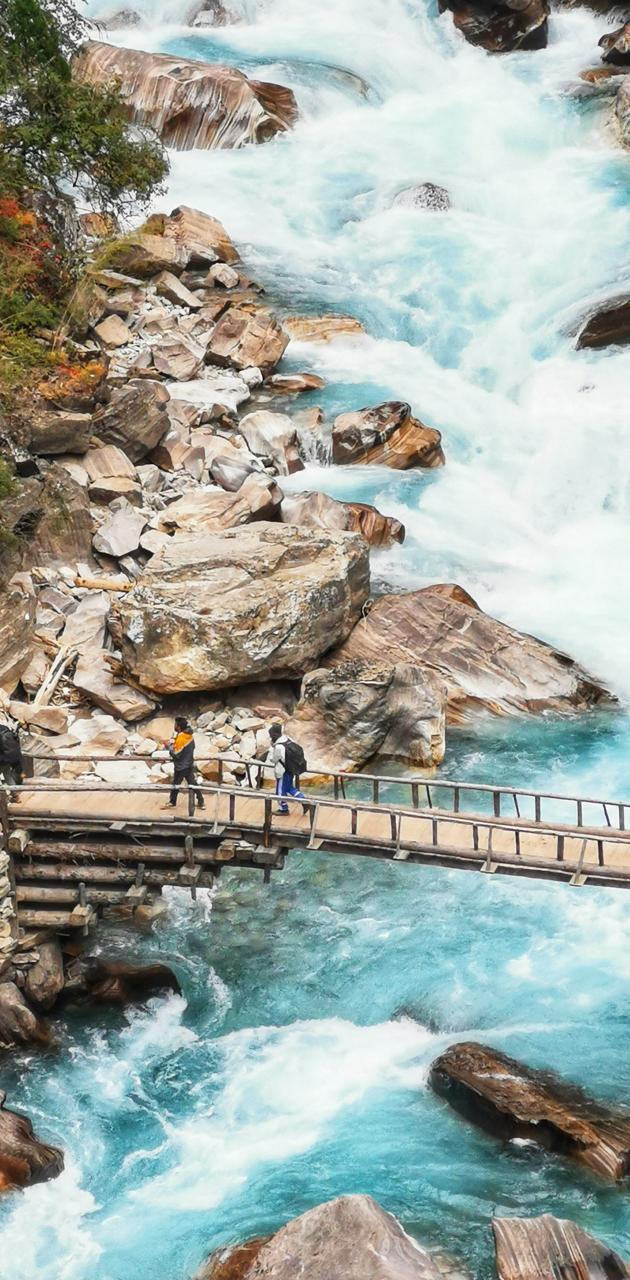 Sheyphoksundo Bridge
