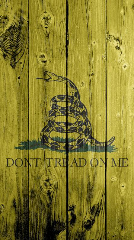 Dont Tread On Me Wallpapers Free By Zedge
