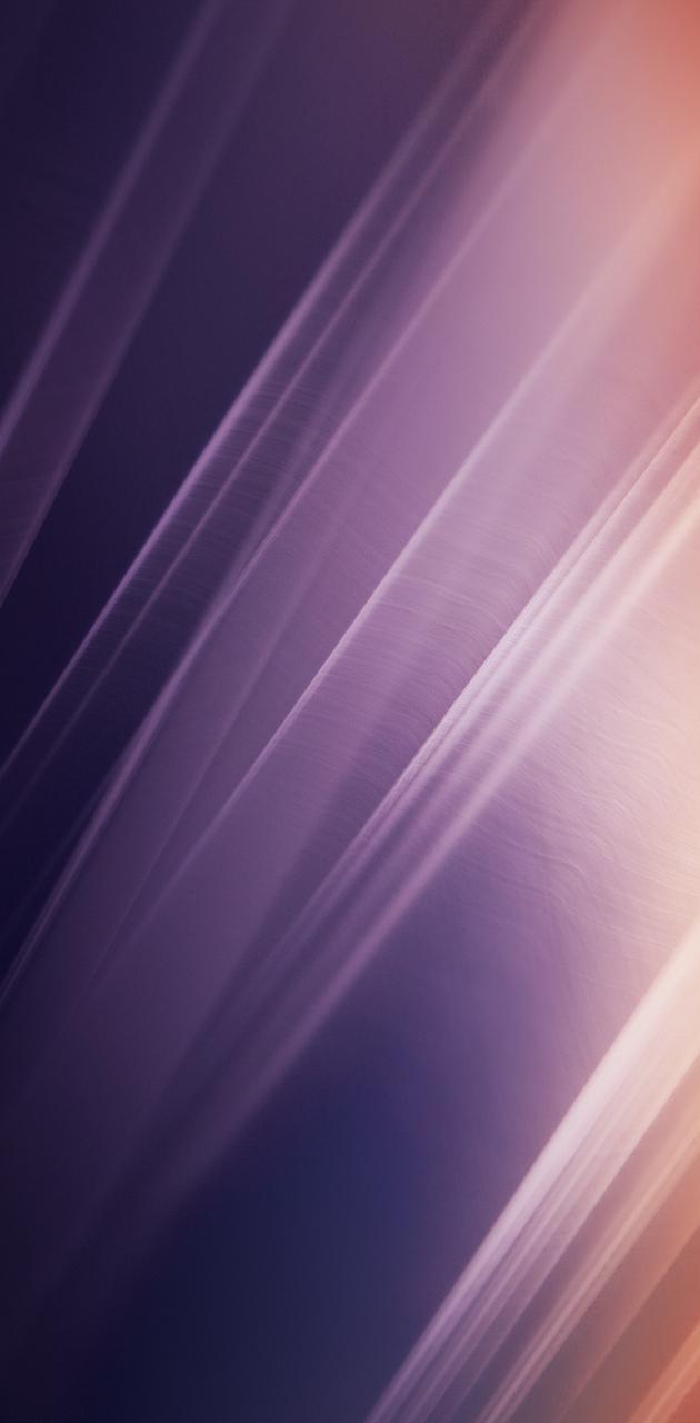Blurred Lilac