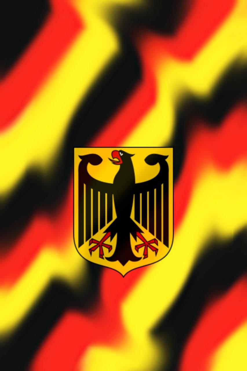 German Flag Deutsch