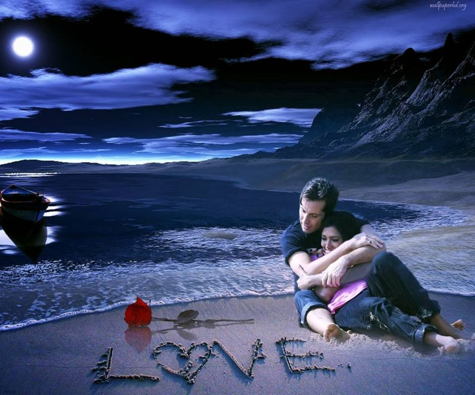 Love In Beach