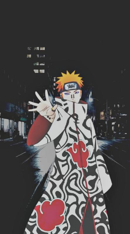 Pain Naruto Wallpaper For Phone Wallpapervict Co