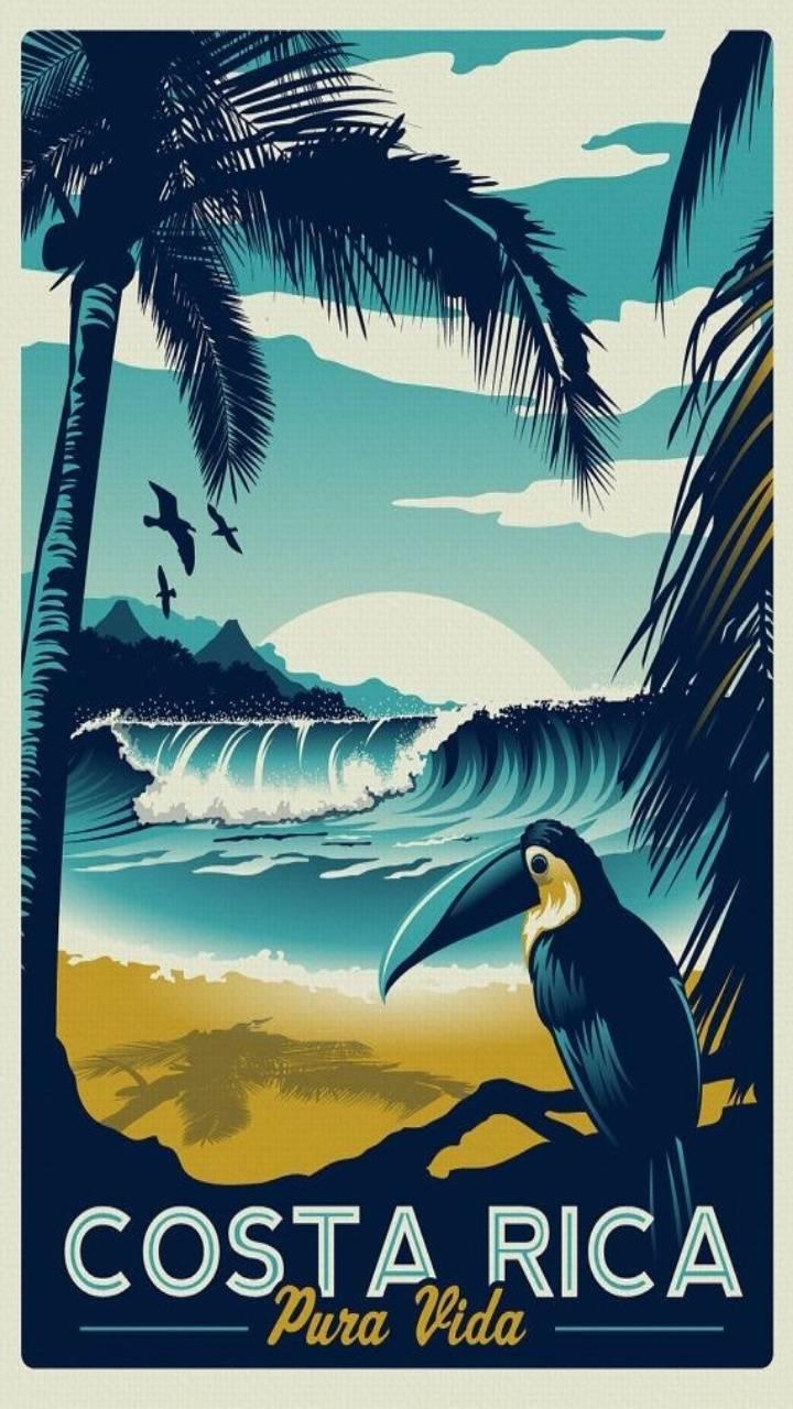 Costa Rica wallpaper by wxlf20 - 6d