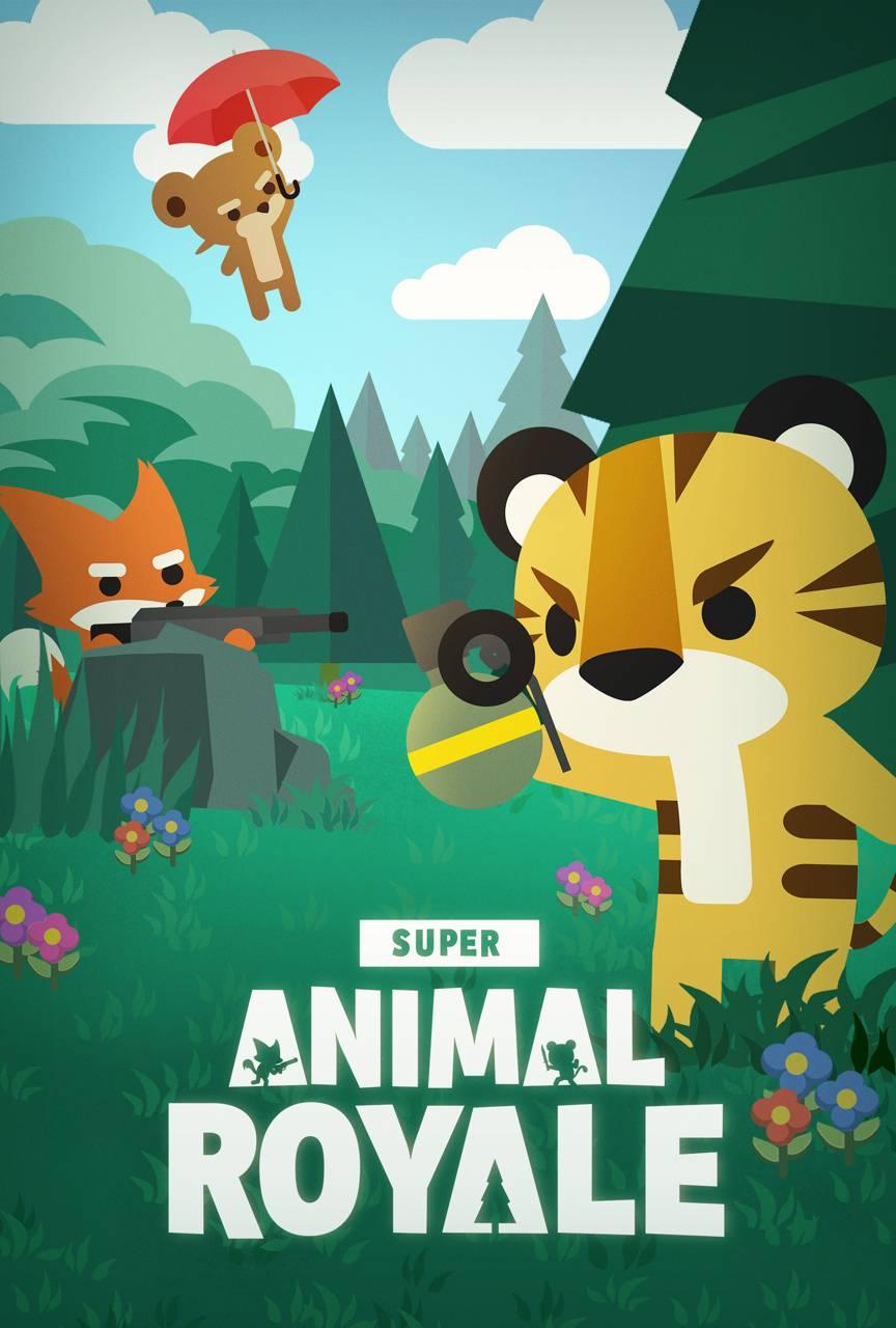Super animal royale