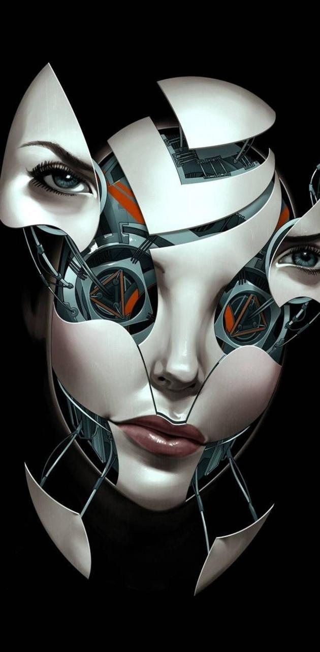 Eye robot