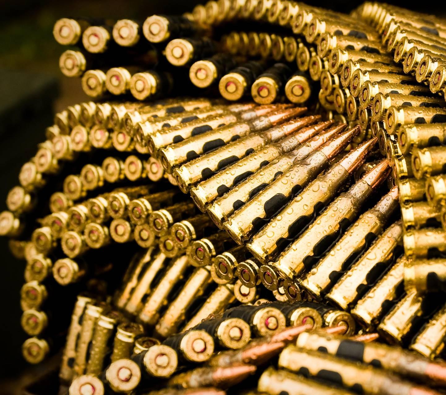 Army Bullets SIII