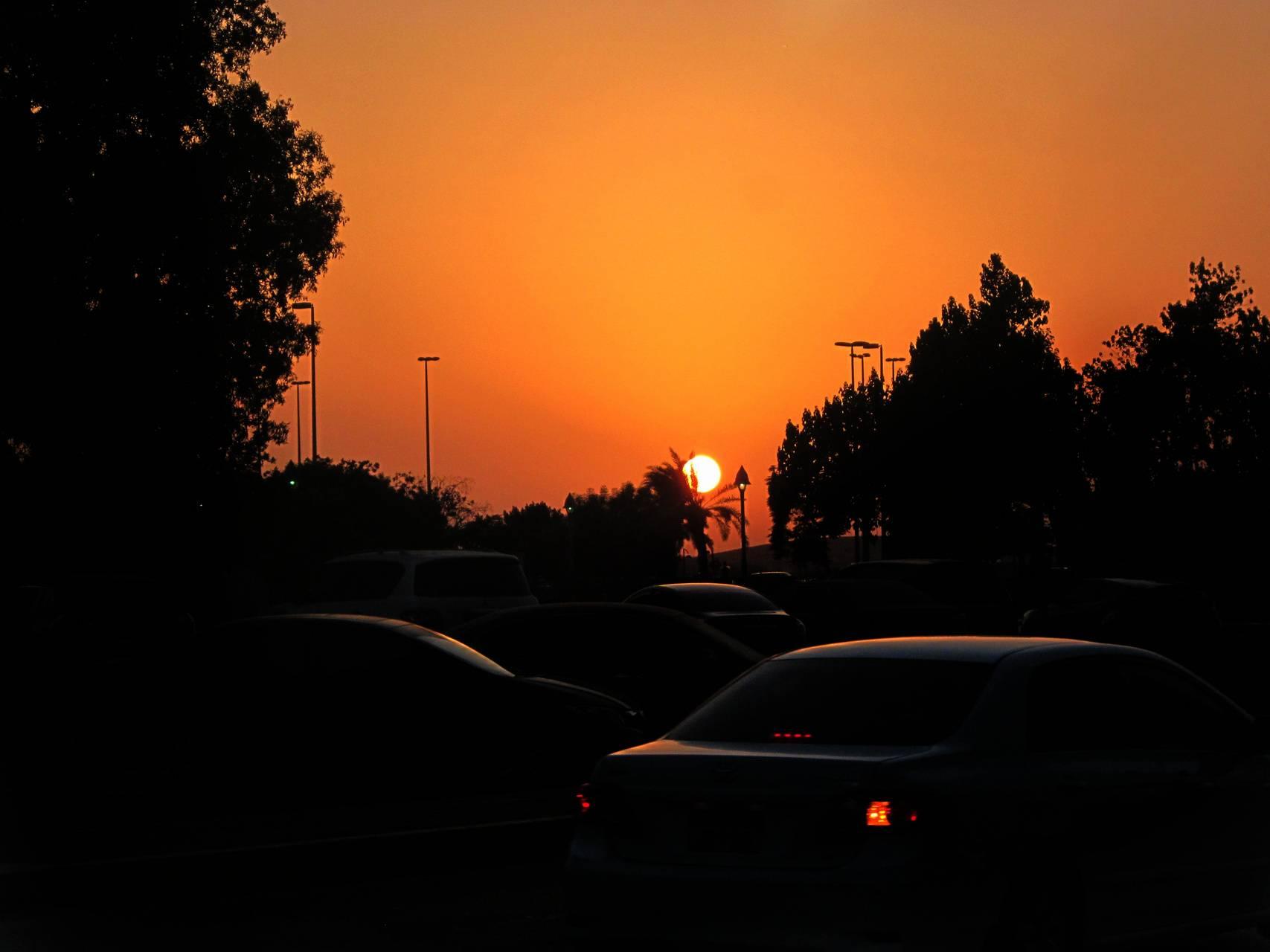 Sunset Hdr wallpaper