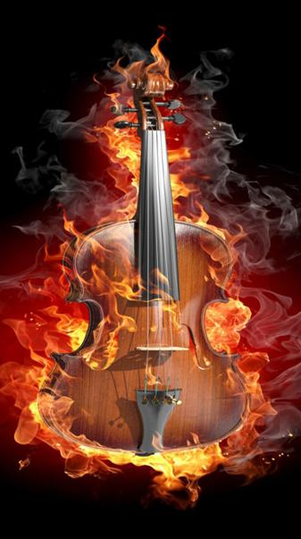 Music is Fire