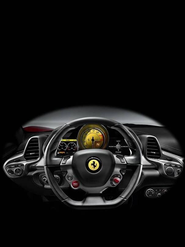 Ferrari Italias