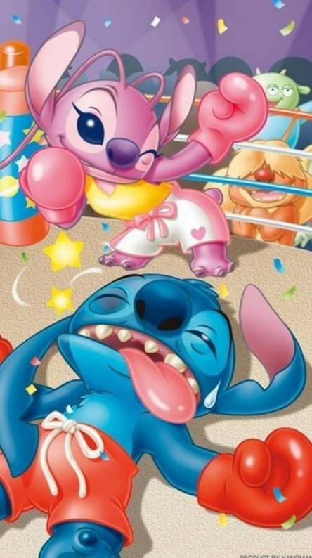 Stitch Wallpapers Free By Zedge