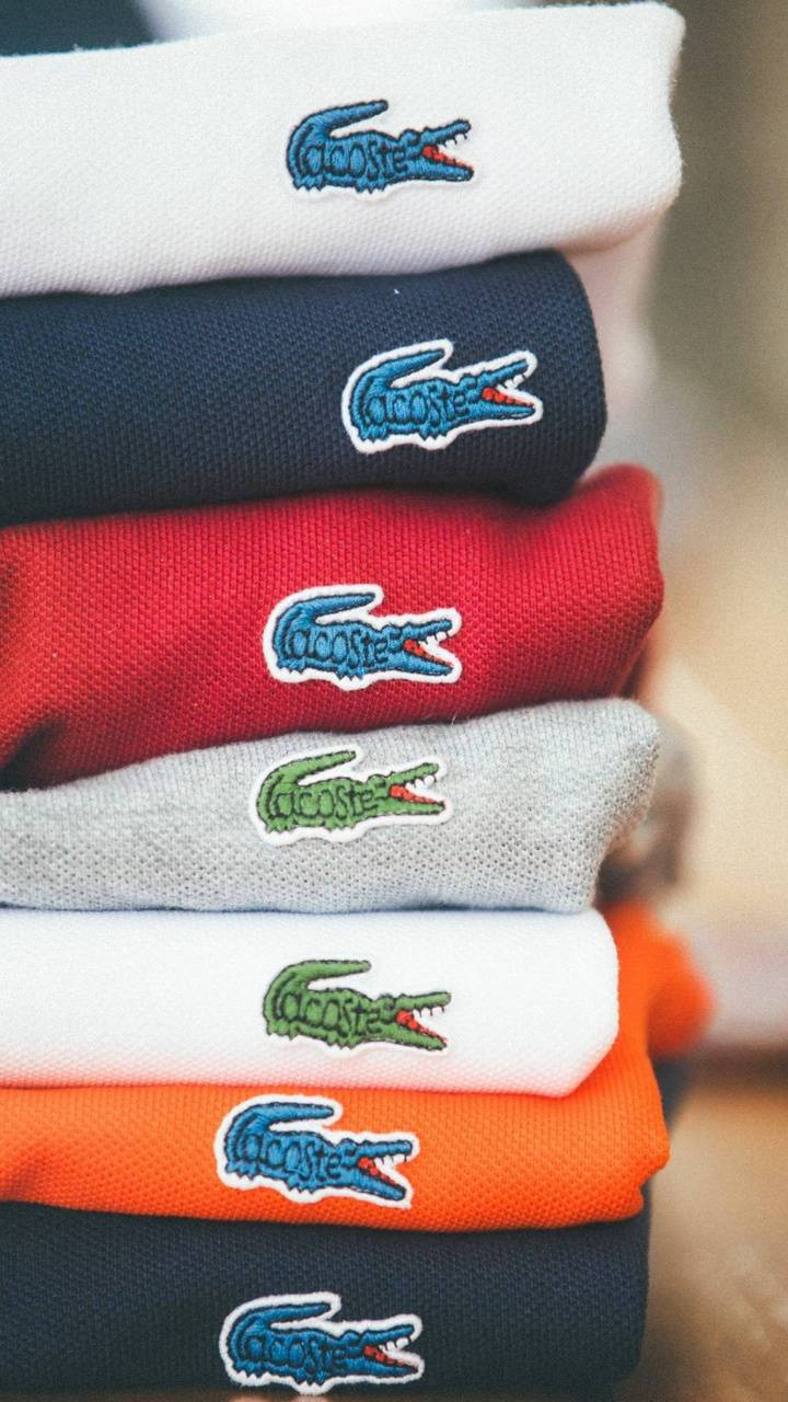 Lacoste new