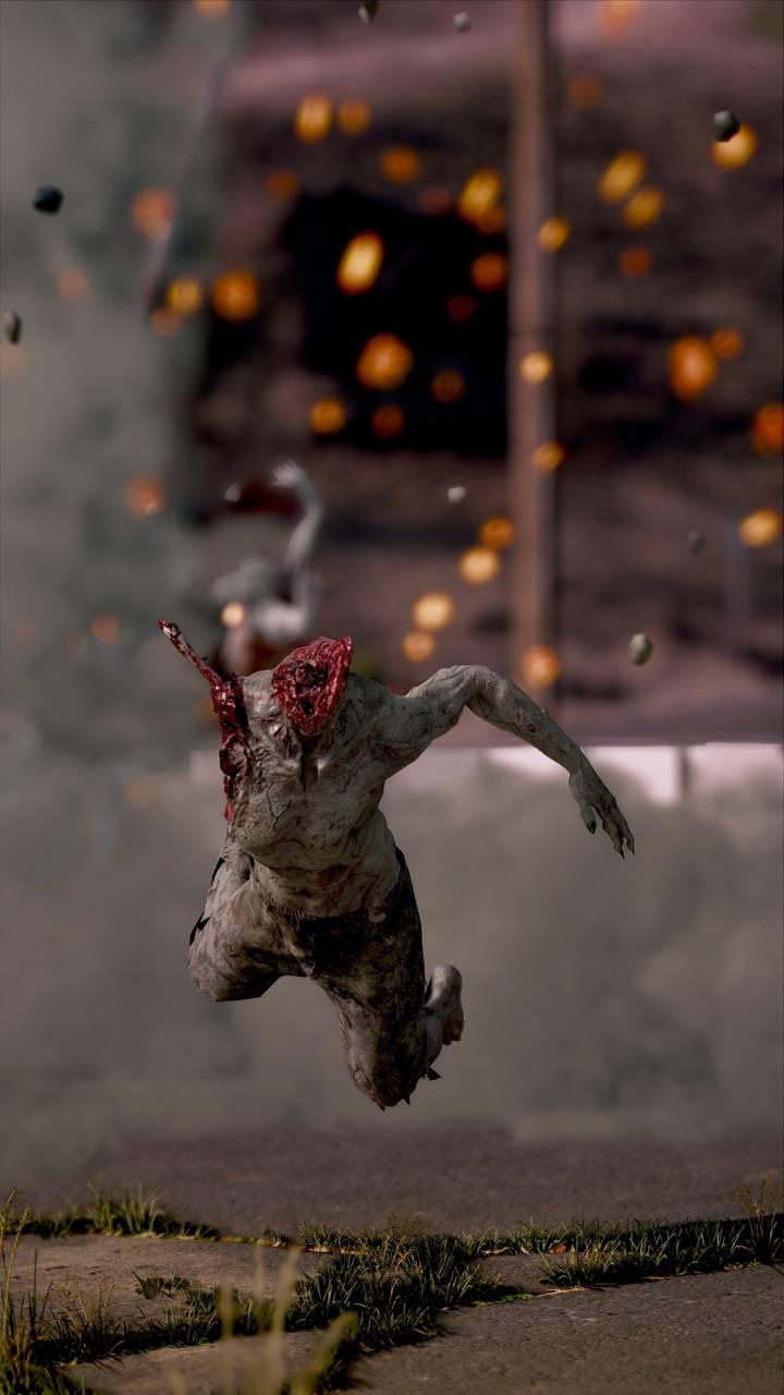 Zombie Explosion
