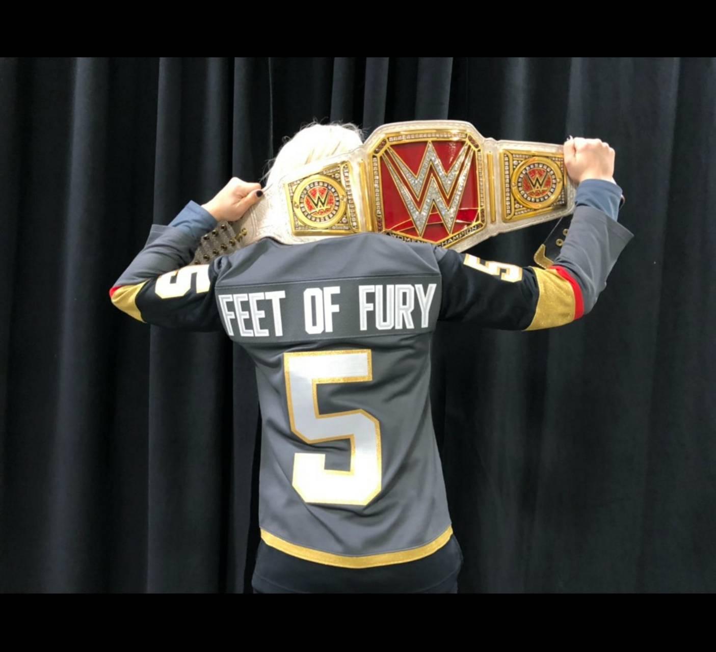 5 Feet Of Fury