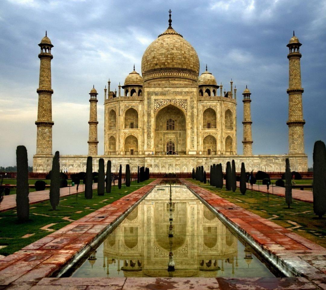 Taj Mahal Hd With
