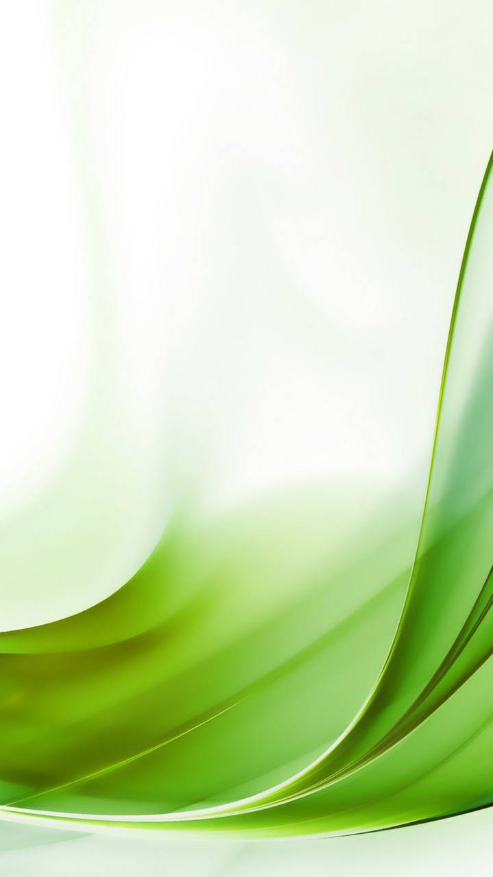 Green Wavy