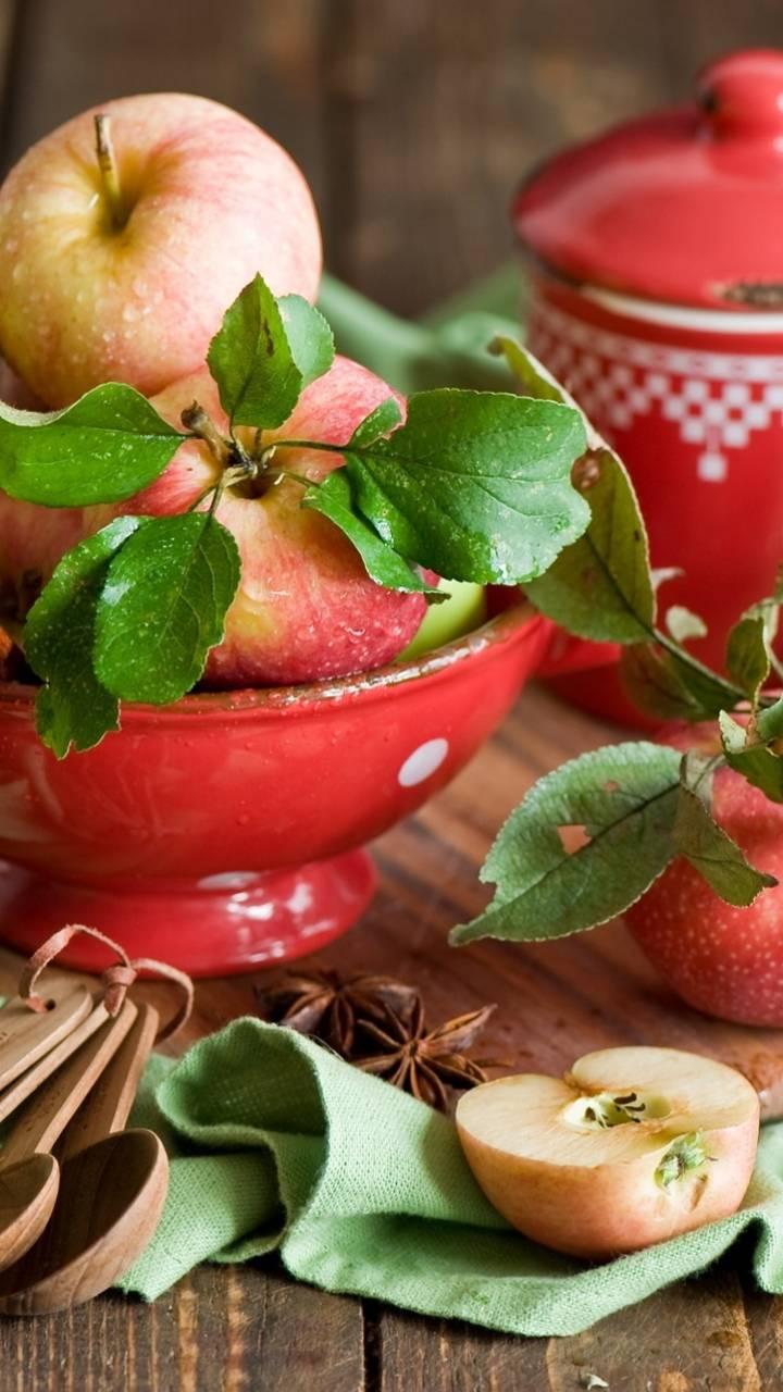 Plants Apples