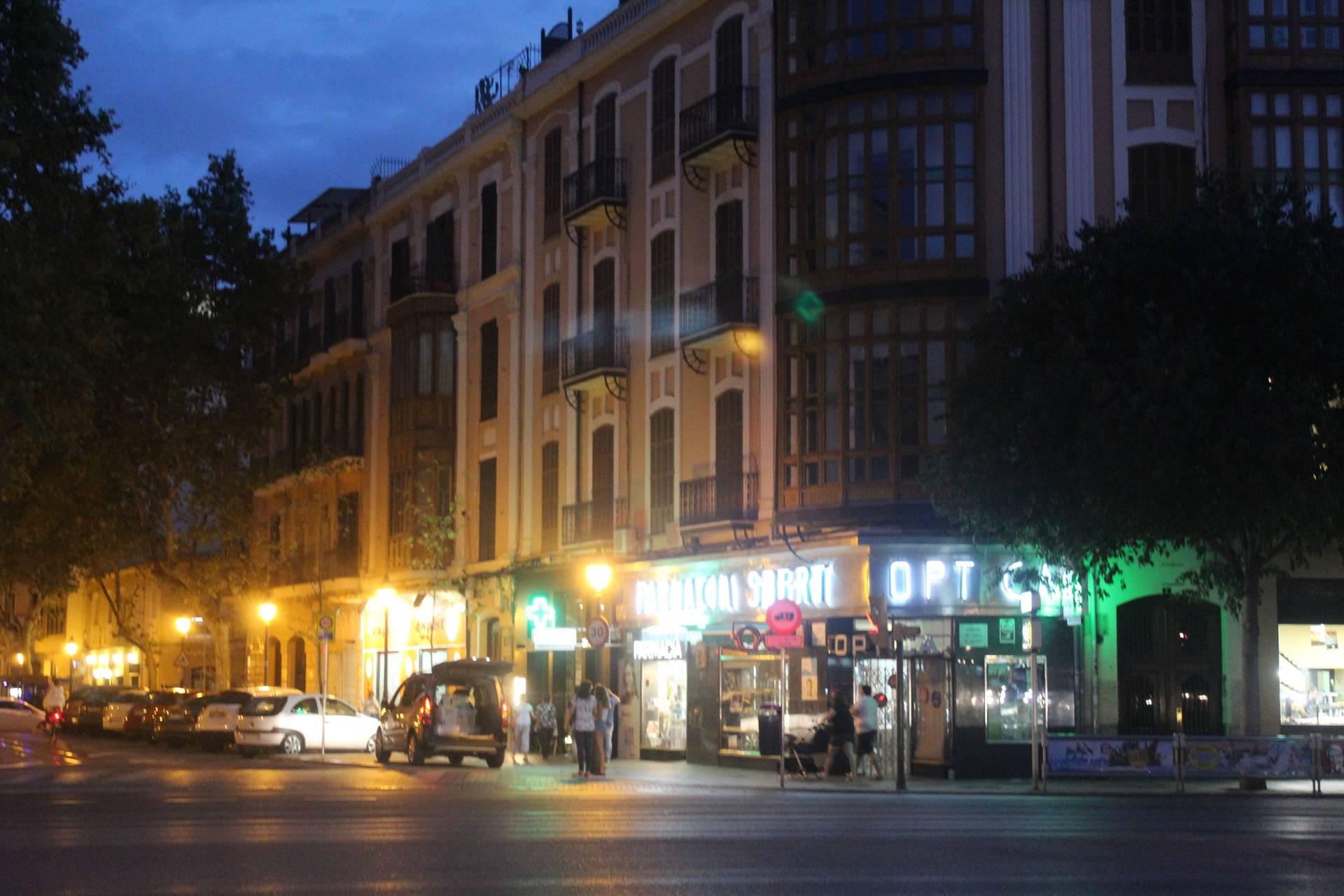 Mallorca center