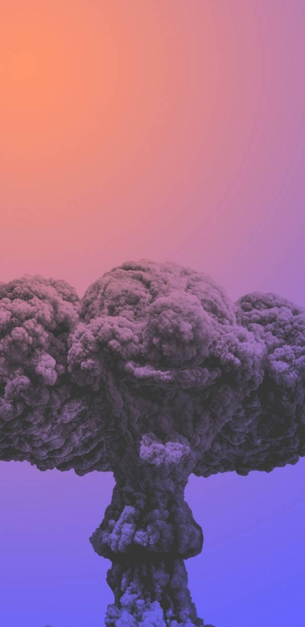 Mushroom Clown Cloud