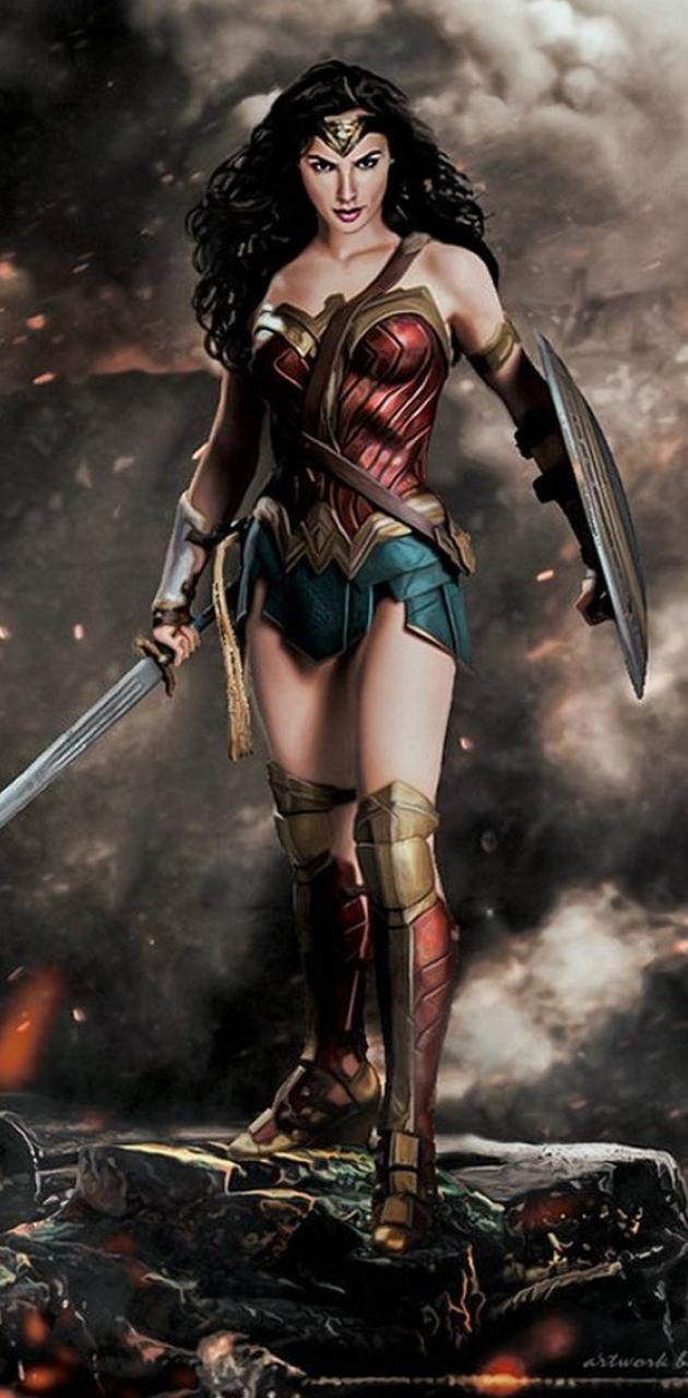 Wonder Woman BvS