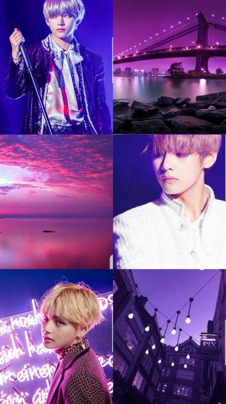V Bts Wallpapers Free By Zedge