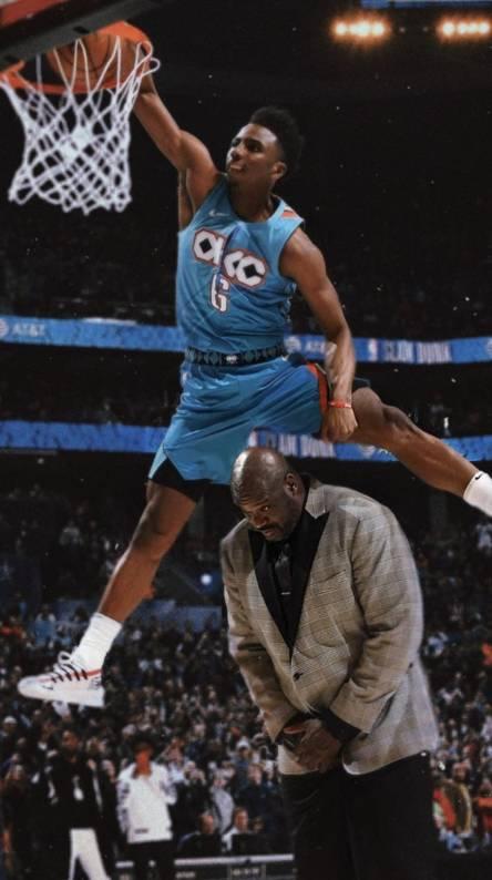 NBA Dunk