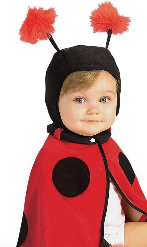 Kid With Insect Dres