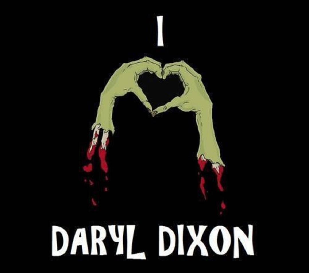 I love daryl dixon