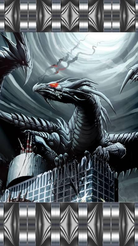 Invader Dragon