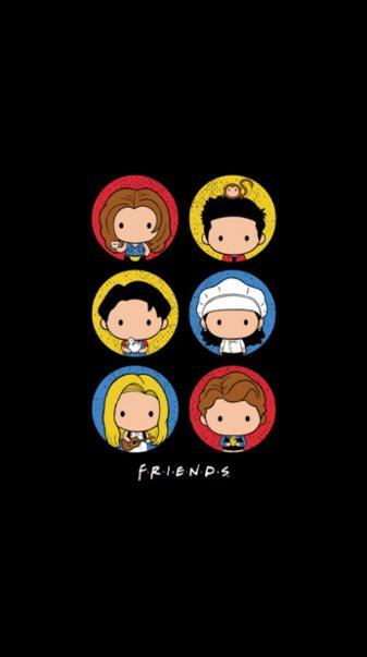 FRIENDS Chibi 2