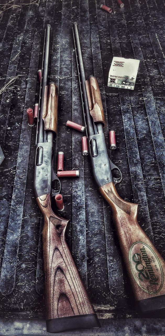 Remington 870s