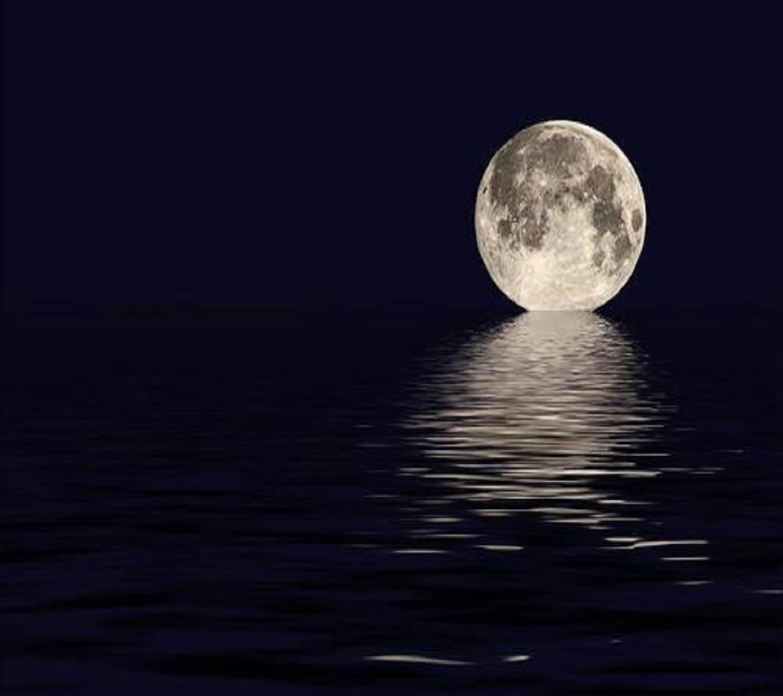 Бегут, луна анимации картинки