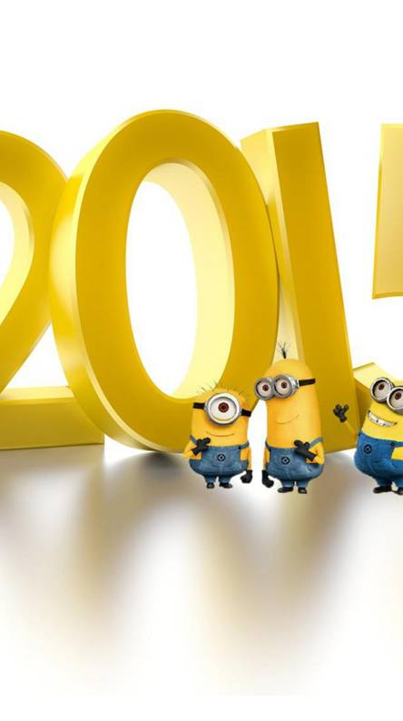 new year minions