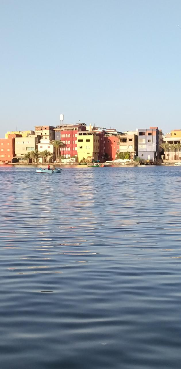 Nile river ras elbar