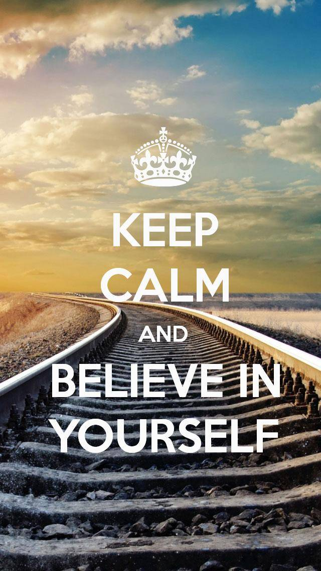 Belive in YOURSERF
