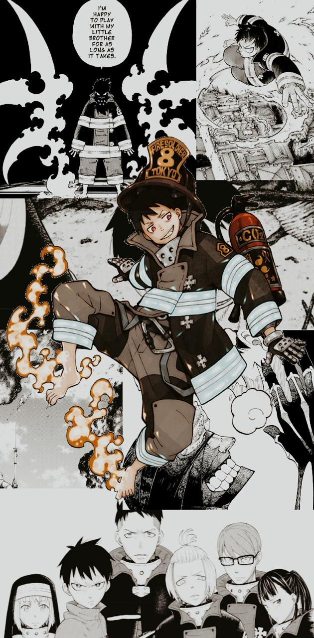 Fire Force manga